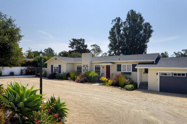 240 Hot Springs Rd, Montecito, CA 93108 (MLS #18-2863) :: Chris Gregoire & Chad Beuoy Real Estate