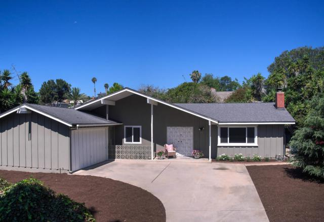 915 Calle Malaga, Santa Barbara, CA 93109 (MLS #18-2876) :: The Zia Group