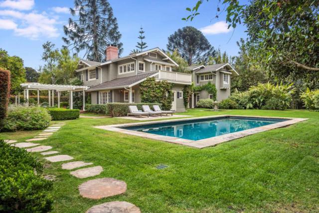 115 Miramar Ave, Montecito, CA 93108 (MLS #18-2966) :: Chris Gregoire & Chad Beuoy Real Estate