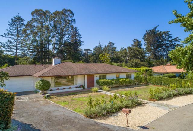 1485 Monte Vista Rd, Santa Barbara, CA 93108 (MLS #18-2970) :: The Zia Group