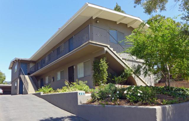 823 E De La Guerra St, Santa Barbara, CA 93103 (MLS #18-2972) :: Chris Gregoire & Chad Beuoy Real Estate