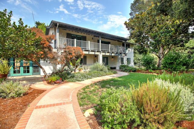 558 Via Tranquila, Santa Barbara, CA 93110 (MLS #18-2984) :: The Epstein Partners