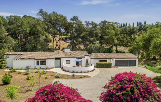 4678 Via Huerto, Santa Barbara, CA 93110 (MLS #18-3012) :: The Zia Group