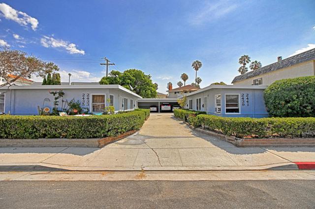 2433 Pierpont Blvd, Ventura, CA 93001 (MLS #18-3079) :: Chris Gregoire & Chad Beuoy Real Estate