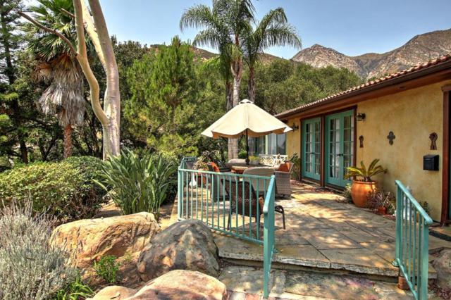 904 Toro Canyon Rd, Santa Barbara, CA 93108 (MLS #18-3088) :: The Zia Group