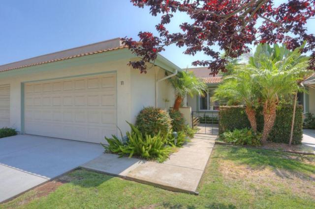 11 La Cumbre Cir, Santa Barbara, CA 93105 (MLS #18-3089) :: The Zia Group