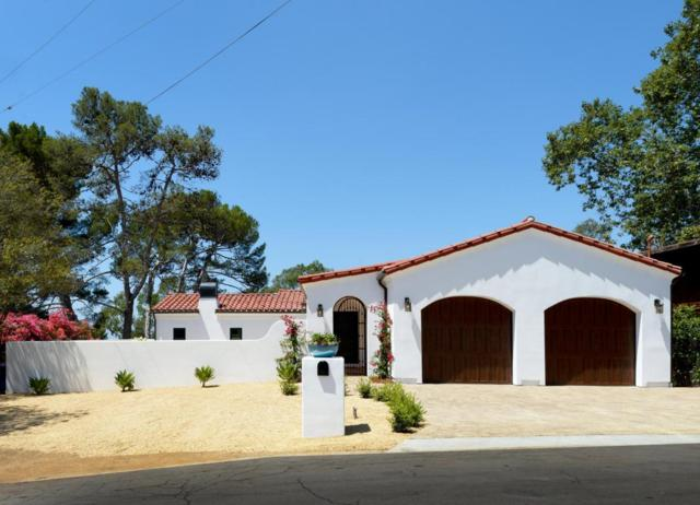 3872 Crescent Dr, Santa Barbara, CA 93110 (MLS #18-3099) :: The Zia Group
