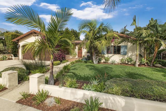724 Grove Ln, Santa Barbara, CA 93105 (MLS #18-3120) :: The Zia Group