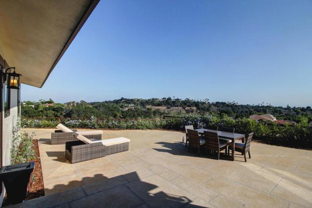 1008 San Antonio Creek Rd, Santa Barbara, CA 93111 (MLS #18-3124) :: The Zia Group