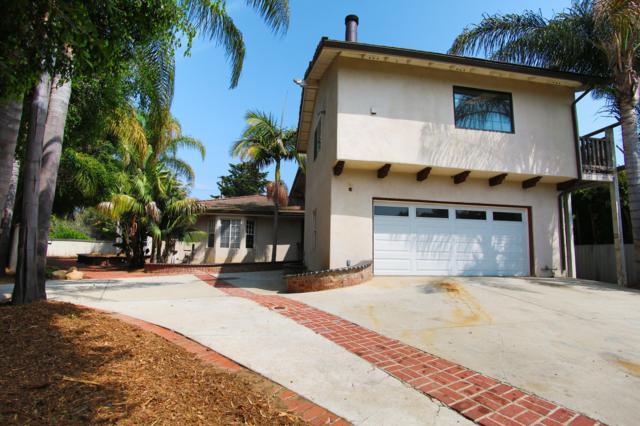 4317 Cuna Dr, Santa Barbara, CA 93110 (MLS #18-3156) :: The Epstein Partners