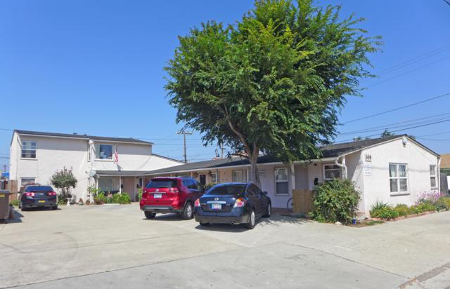 307-321 E Ocean Ave, Lompoc, CA 93436 (MLS #18-3173) :: The Zia Group