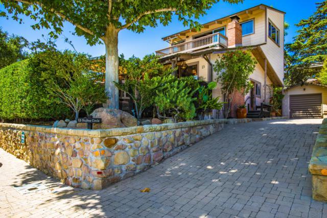 15 Skyline Cir, Santa Barbara, CA 93109 (MLS #18-3178) :: The Epstein Partners