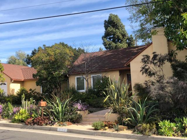 734 San Roque Rd, Santa Barbara, CA 93105 (MLS #18-321) :: The Zia Group