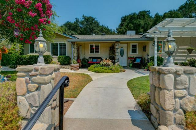 1400 Loma Dr, Ojai, CA 93023 (MLS #18-3250) :: The Zia Group