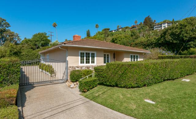 1865 Barker Pass Rd, Montecito, CA 93108 (MLS #18-3252) :: The Zia Group