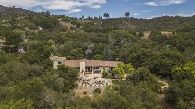 2970 Hidden Valley Ln, Santa Barbara, CA 93108 (MLS #18-3317) :: The Zia Group