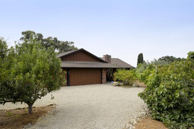 2251 Camino Del Rosario, Santa Barbara, CA 93108 (MLS #18-3339) :: The Zia Group