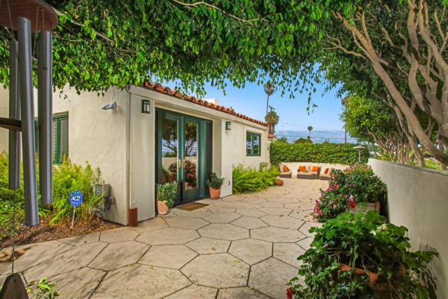 402 Vista De La Playa Ln, Santa Barbara, CA 93109 (MLS #18-3341) :: The Epstein Partners