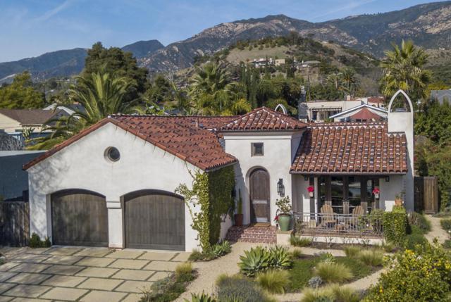 3018 Paseo Tranquillo, Santa Barbara, CA 93105 (MLS #18-335) :: The Zia Group