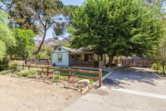 10796 Creek Rd, Ojai, CA 93023 (MLS #18-3361) :: The Zia Group