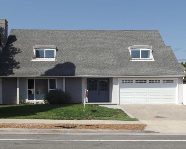 6218 Cathedral Oaks Rd, Goleta, CA 93117 (MLS #18-3385) :: The Zia Group