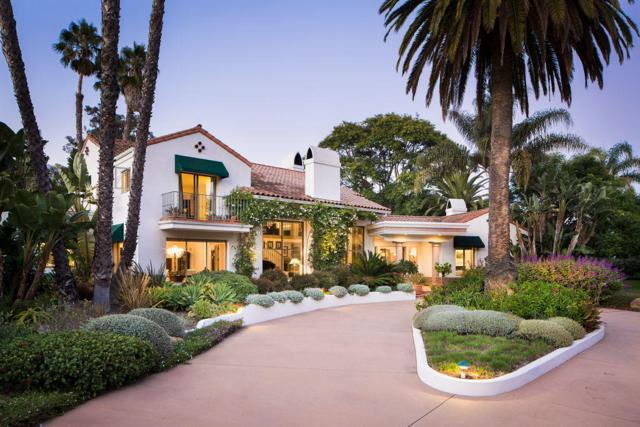 1428 E Valley Rd, Montecito, CA 93108 (MLS #18-3391) :: The Epstein Partners