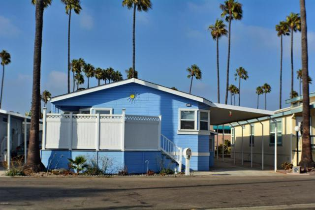 1215 Anchors Way Dr #126, Ventura, CA 93001 (MLS #18-3392) :: The Epstein Partners