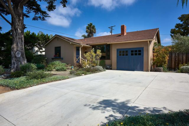 48 Calle Capistrano, Santa Barbara, CA 93105 (MLS #18-3415) :: Chris Gregoire & Chad Beuoy Real Estate
