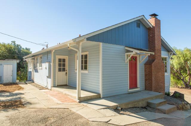 1111 Via Chaparral, Santa Barbara, CA 93105 (MLS #18-3417) :: The Zia Group