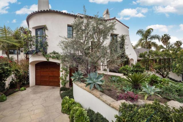 219 Santa Barbara St, Santa Barbara, CA 93101 (MLS #18-342) :: Chris Gregoire & Chad Beuoy Real Estate