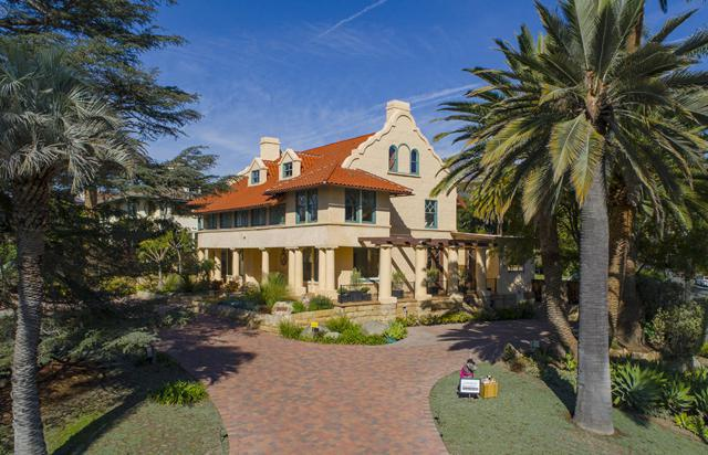 2010 Garden St, Santa Barbara, CA 93105 (MLS #18-343) :: Chris Gregoire & Chad Beuoy Real Estate
