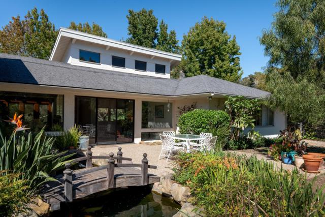 19 La Lita Ln, Santa Barbara, CA 93105 (MLS #18-3460) :: The Zia Group