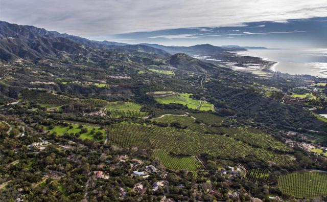 2500 E Valley Rd, Santa Barbara, CA 93108 (MLS #18-3461) :: The Zia Group