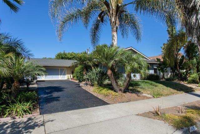 491 Via El Encantador, Santa Barbara, CA 93111 (MLS #18-3467) :: The Zia Group