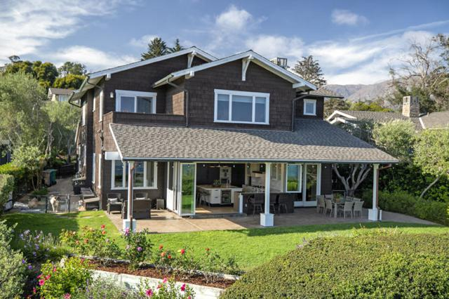 2121 Summerland Heights Ln, Santa Barbara, CA 93108 (MLS #18-3472) :: The Zia Group
