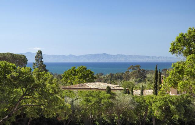 860 San Ysidro Rd, Santa Barbara, CA 93108 (MLS #18-3475) :: The Epstein Partners
