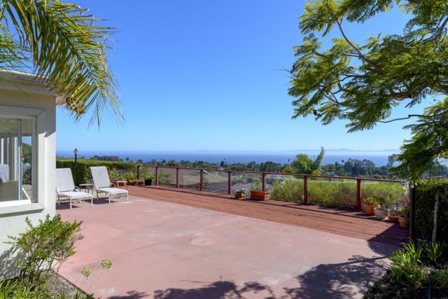 2425 Calle Almonte, Santa Barbara, CA 93109 (MLS #18-3480) :: The Epstein Partners