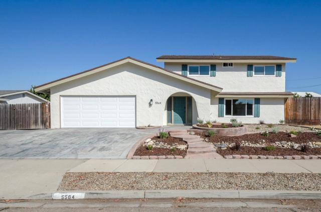 5564 Esplanada Ave, Santa Maria, CA 93455 (MLS #18-3549) :: Chris Gregoire & Chad Beuoy Real Estate