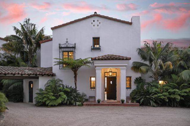 4225 Cresta Ave, Santa Barbara, CA 93110 (MLS #18-3555) :: The Epstein Partners