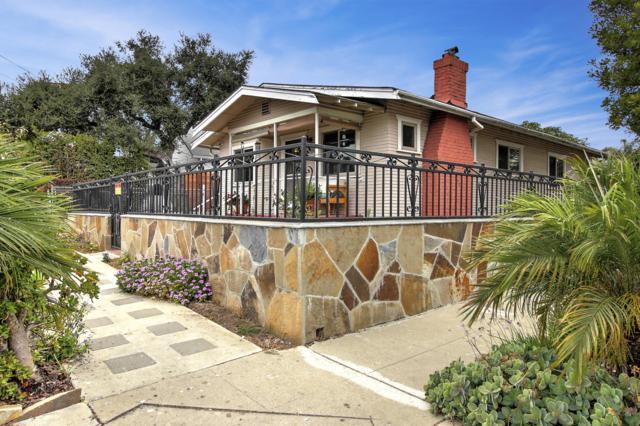 522 N Nopal St, Santa Barbara, CA 93103 (MLS #18-3584) :: Chris Gregoire & Chad Beuoy Real Estate