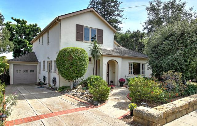 220 E Islay St, Santa Barbara, CA 93101 (MLS #18-3587) :: Chris Gregoire & Chad Beuoy Real Estate