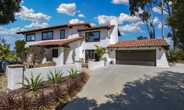 1556 La Cresta Cir, Santa Barbara, CA 93109 (MLS #18-3590) :: Chris Gregoire & Chad Beuoy Real Estate