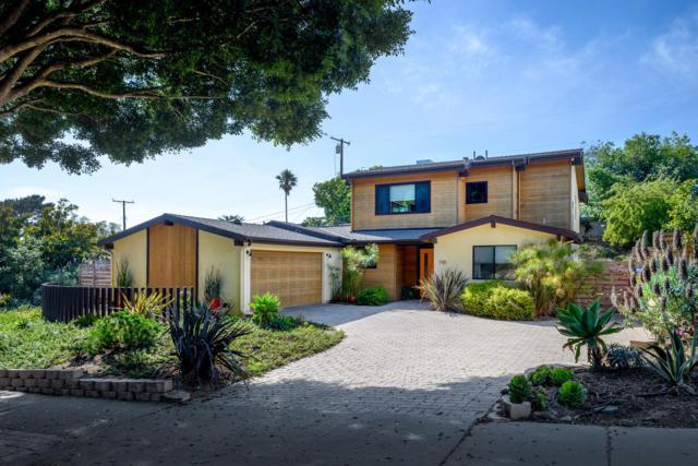 745 Dolores Dr, Santa Barbara, CA 93109 (MLS #18-3594) :: Chris Gregoire & Chad Beuoy Real Estate
