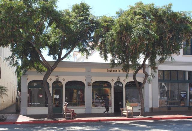 413 State St, Santa Barbara, CA 93101 (MLS #18-3602) :: The Zia Group