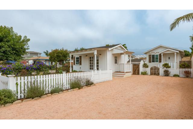 4652 4th St, Carpinteria, CA 93013 (MLS #18-3621) :: Chris Gregoire & Chad Beuoy Real Estate