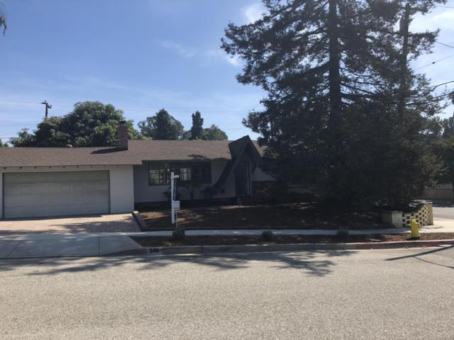 200 Fairfax Ave, Ventura, CA 93003 (MLS #18-3634) :: The Zia Group
