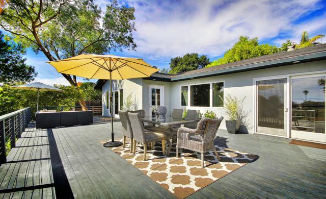 1332 Kenwood Rd, Santa Barbara, CA 93109 (MLS #18-3673) :: Chris Gregoire & Chad Beuoy Real Estate