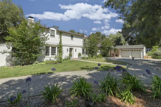 4691 Via Roblada, Santa Barbara, CA 93110 (MLS #18-3675) :: Chris Gregoire & Chad Beuoy Real Estate