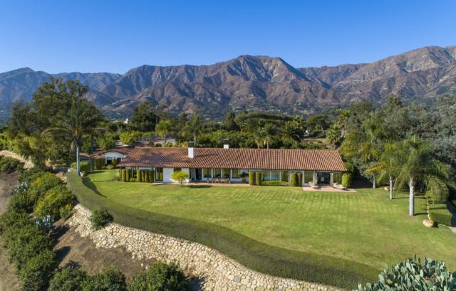 370 Ortega Ridge Rd, Montecito, CA 93108 (MLS #18-3681) :: The Zia Group