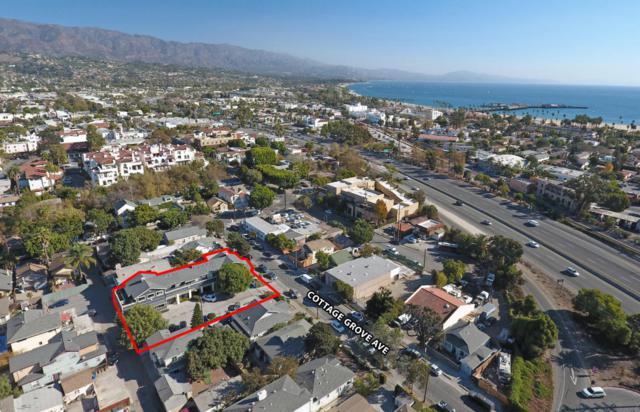 212 Cottage Grove Ave, Santa Barbara, CA 93101 (MLS #18-37) :: The Zia Group